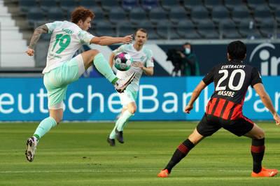 Sargent scores in Werder Bremen draw