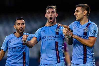 5 MLS teams in contention