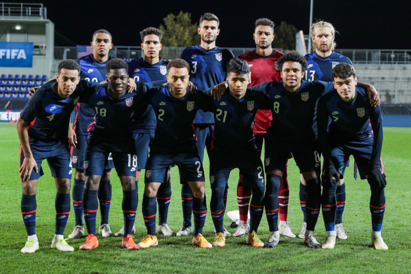 usmnt lineup against panama on november 16 2020