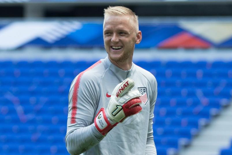 william yarbrough usmnt goalkeeper