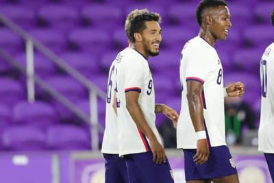 USMNT 7 – Trinidad & Tobago 0