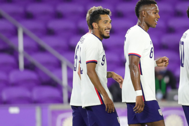 usmnt shuts out trinidad and tobago
