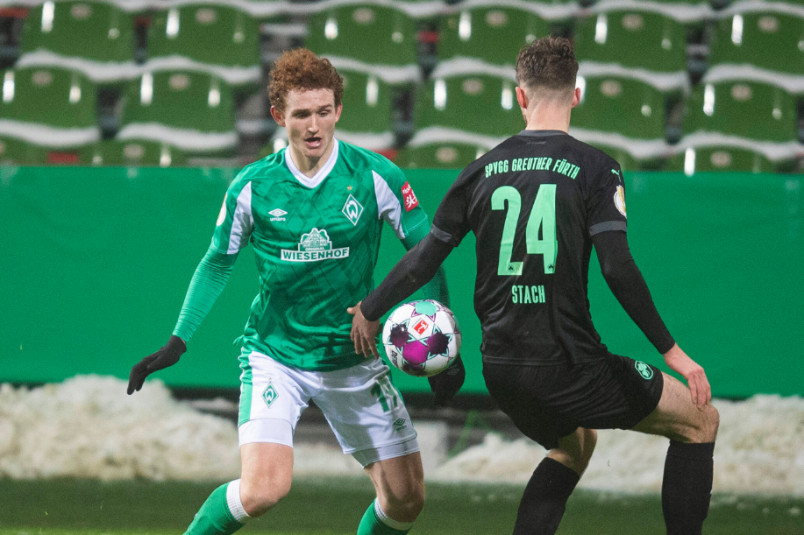 Dfb Pokal Dortmund Bremen