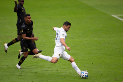 Sebastian Lletget and another new look for the LA Galaxy
