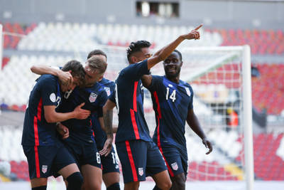 USMNT U-23s beat Costa Rica, Spurs out of Europa League