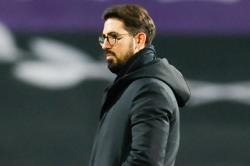 dc united coach hernan losada