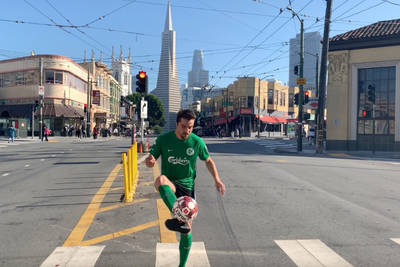 A new project in San Francisco, US pro soccer's most elusive frontier