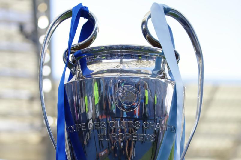 champions league trophy chelsea