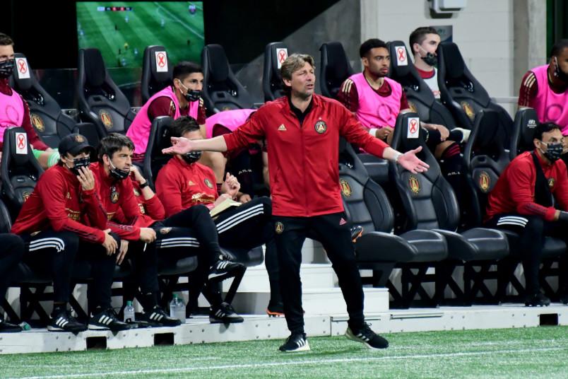 atlanta coach gabriel heinze