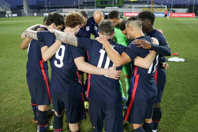 USMNT squad announced for Switzerland friendly