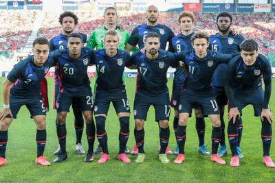 Switzerland 2 – USMNT 1