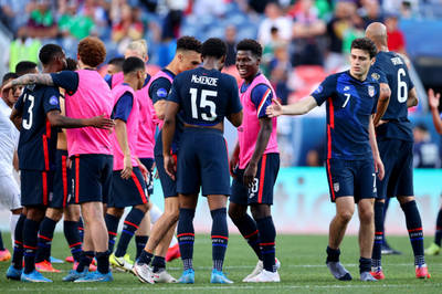 Takeaways from the USMNT's Nations League win
