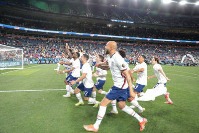 The USMNT wins the Nations League