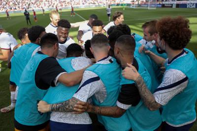 USMNT 4 – Costa Rica 0