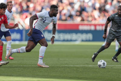 A friendly win helps further define the USMNT offense