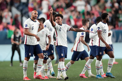 Nations League final: USMNT 3 – Mexico 2 aet