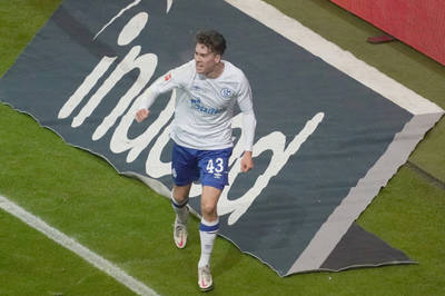 Schalke 04 in the 2.Bundesliga