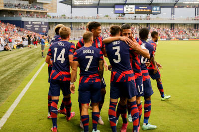 Three things from the USMNT's Gold Cup opener