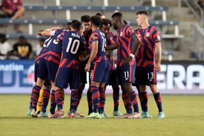 Gold Cup: Martinique 1 – USMNT 6