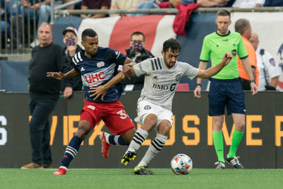 MLS Power Rankings: Revs pass Sounders at the top