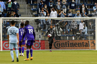 Orlando City and Nashville near the top of the Eastern Conference