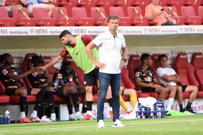 The beginning of the 2020-21 Bundesliga season