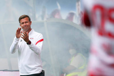 DFB Pokal win for Marsch's RB Leipzig