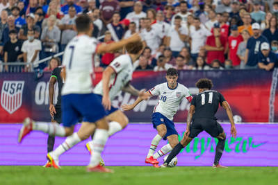 The end of the September window in Concacaf World Cup qualifying