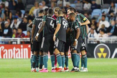 The Galaxy and LAFC's struggles come at the worst time in Los Angeles