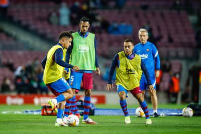Barcelona's expectations already face the realities of this season