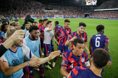 How the youngest team in USMNT history is navigating the Concacaf qualifying odyssey