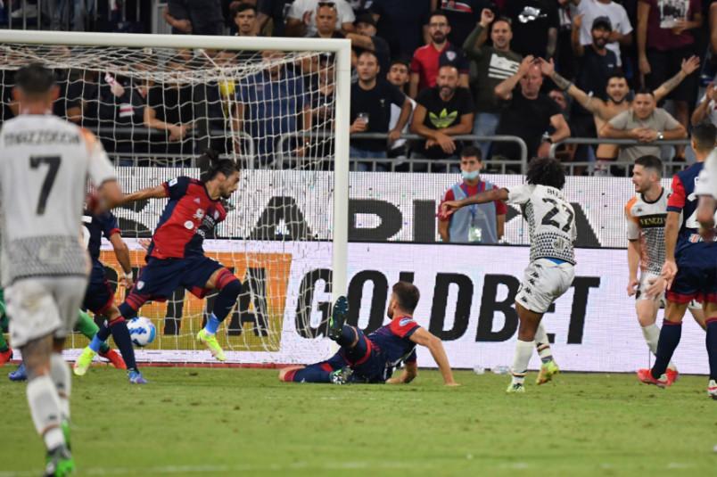 gianluca busio goal venezia vs cagliari