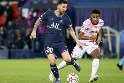 Tough loss for RB Leipzig at PSG and Celtic wins in the Europa League