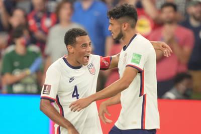 USMNT 2 – Jamaica 0, Concacaf World Cup qualifying