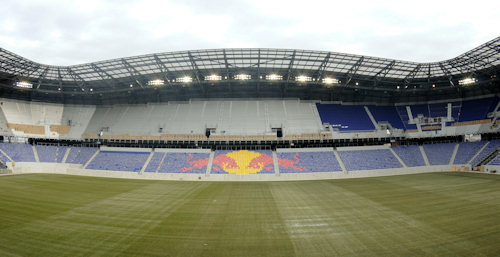 Red Bull Arena on January 13th. Howard C. Smith - ISIPhotos.com