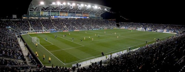ppl park, philadelphia union, mls, major league soccer