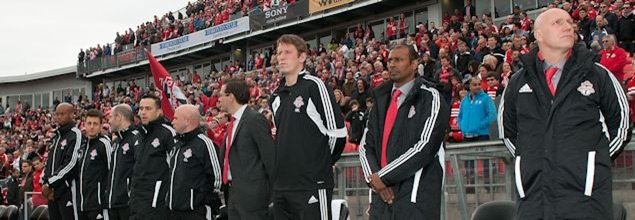 toronto fc, coaching staff, mls